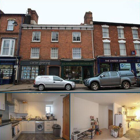 2 bedroom apartment to rent - 115a High Street, Crediton