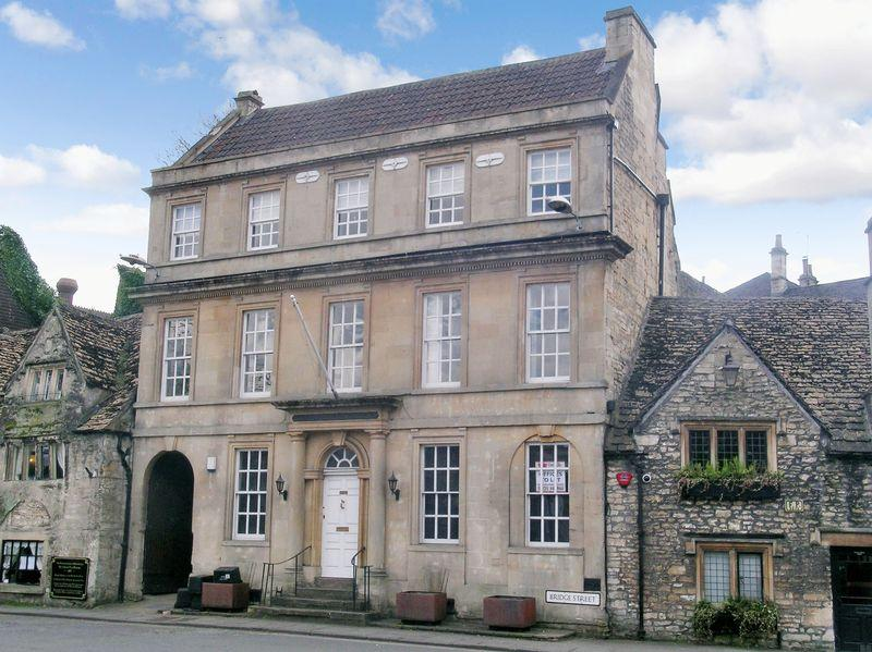1 Bedroom Maisonette Flat for sale in Bradford on Avon