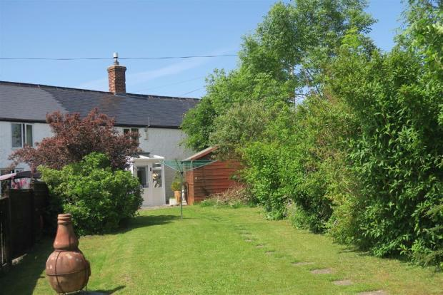 2 Bedrooms Cottage House for sale in Seven Ash, Bishops Lydeard, Taunton TA4