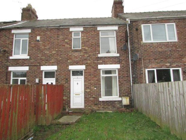 2 Bedrooms Terraced House for sale in INSTITUTE STREET, OAKENSHAW, BISHOP AUCKLAND
