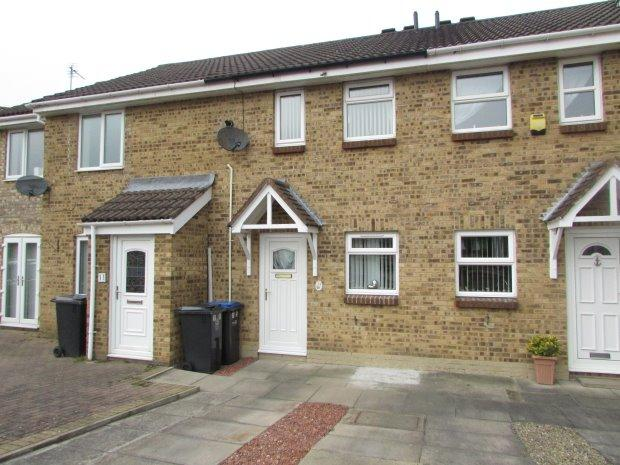 2 Bedrooms Town House for sale in WHITBY CLOSE, BISHOP AUCKLAND, BISHOP AUCKLAND