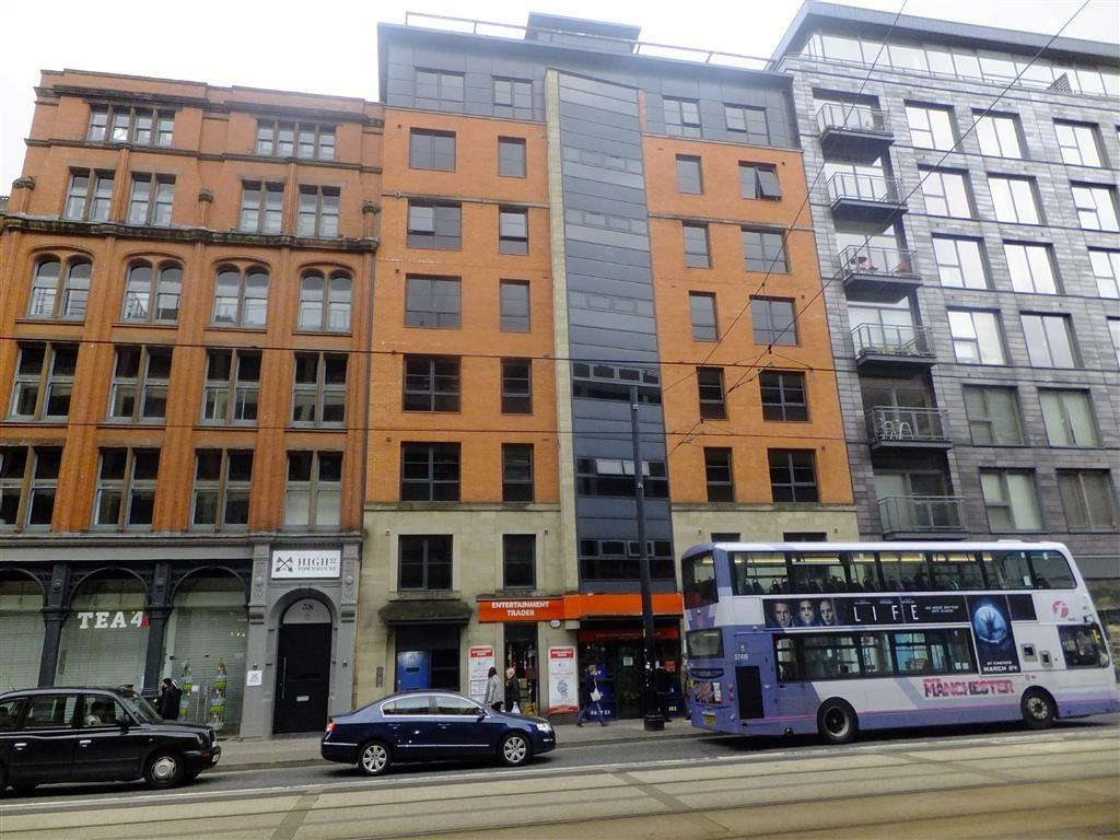 2 Bedrooms Flat for sale in 56 High Street, Northern Quarter, Manchester