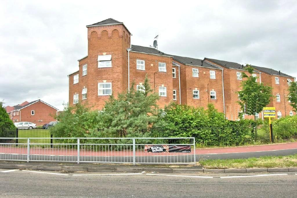 1 Bedroom Ground Flat for sale in DAURADA DRIVE, MEADOWCROFT PARK, STAFFORD ST17