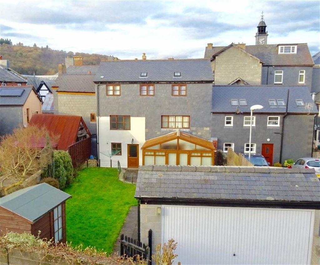 4 Bedrooms Town House for sale in Hiriaeth, Great Oak Street, Llanidloes, Powys, SY18