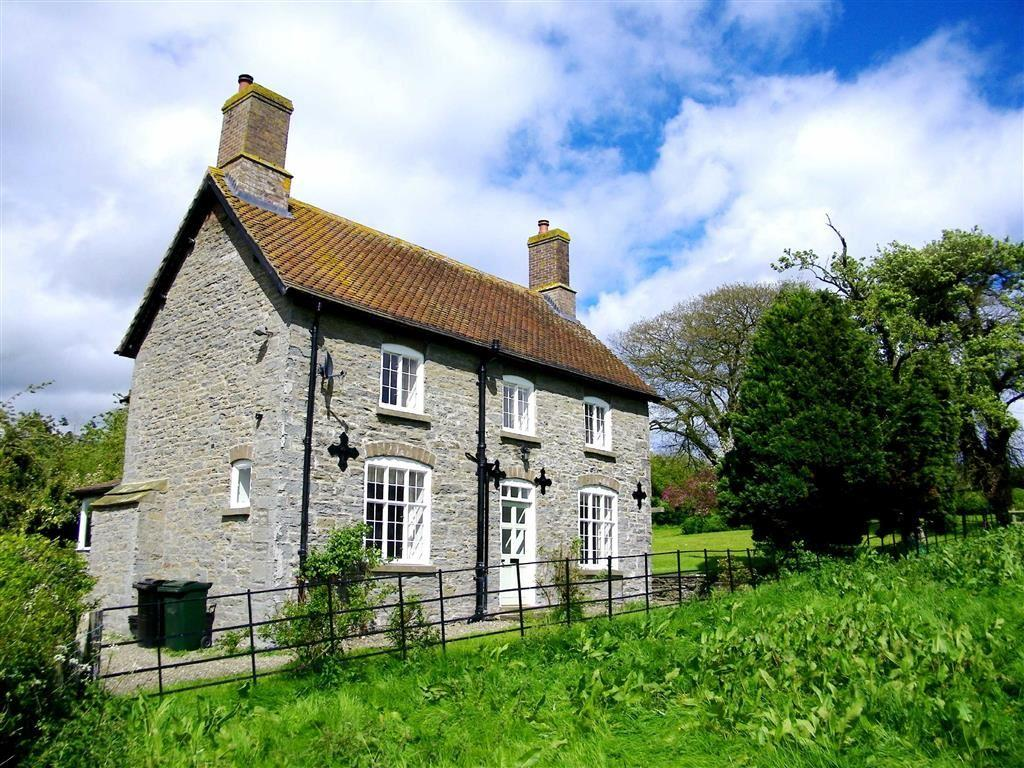 3 Bedrooms Country House Character Property for sale in Kempton, Lydbury North, Shropshire, SY7