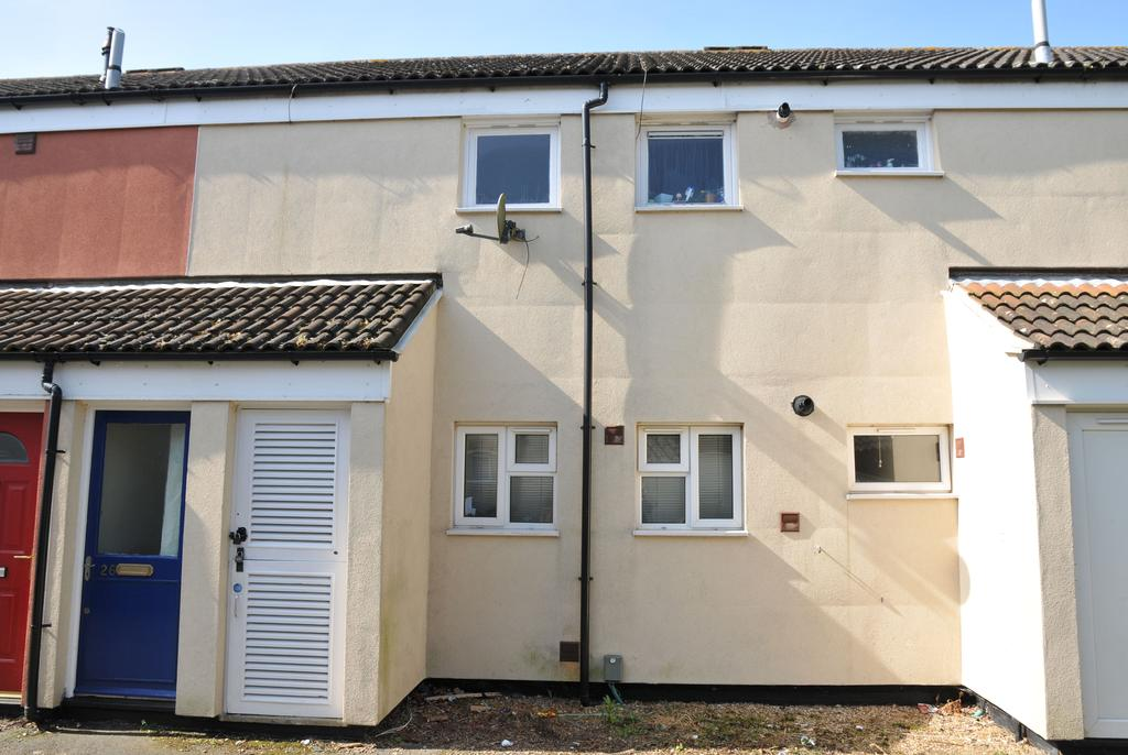 2 Bedrooms Maisonette Flat for sale in Peterborough PE4