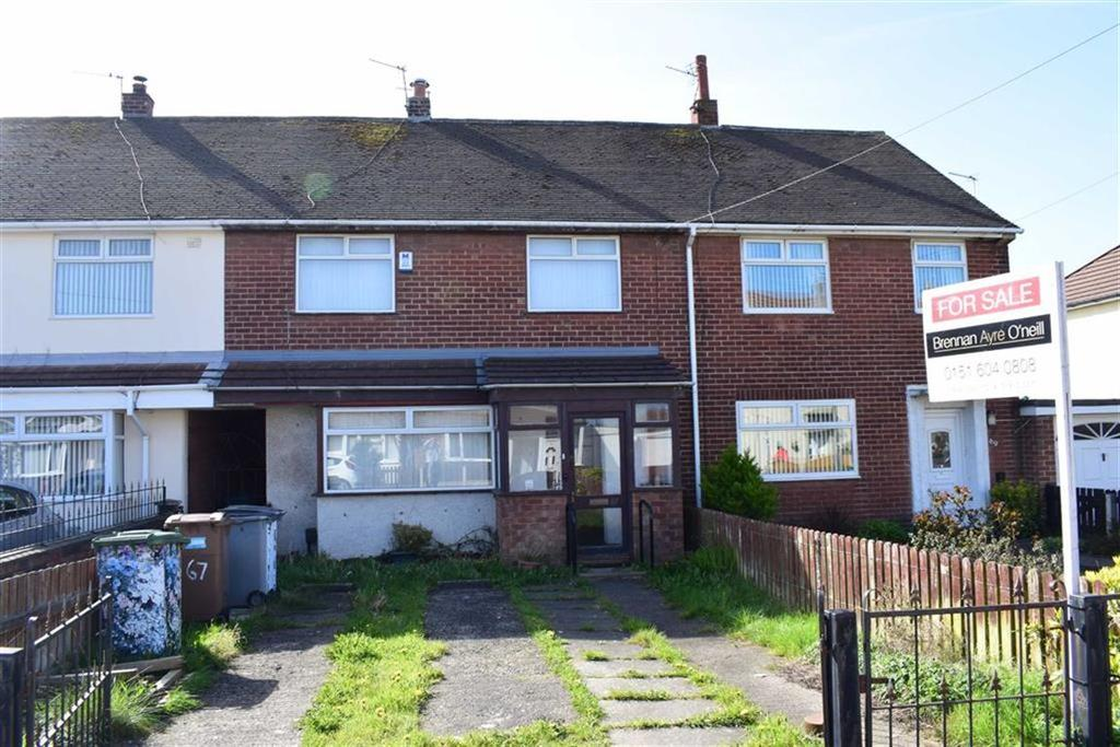 3 Bedrooms Terraced House for sale in Berrylands Road, CH46