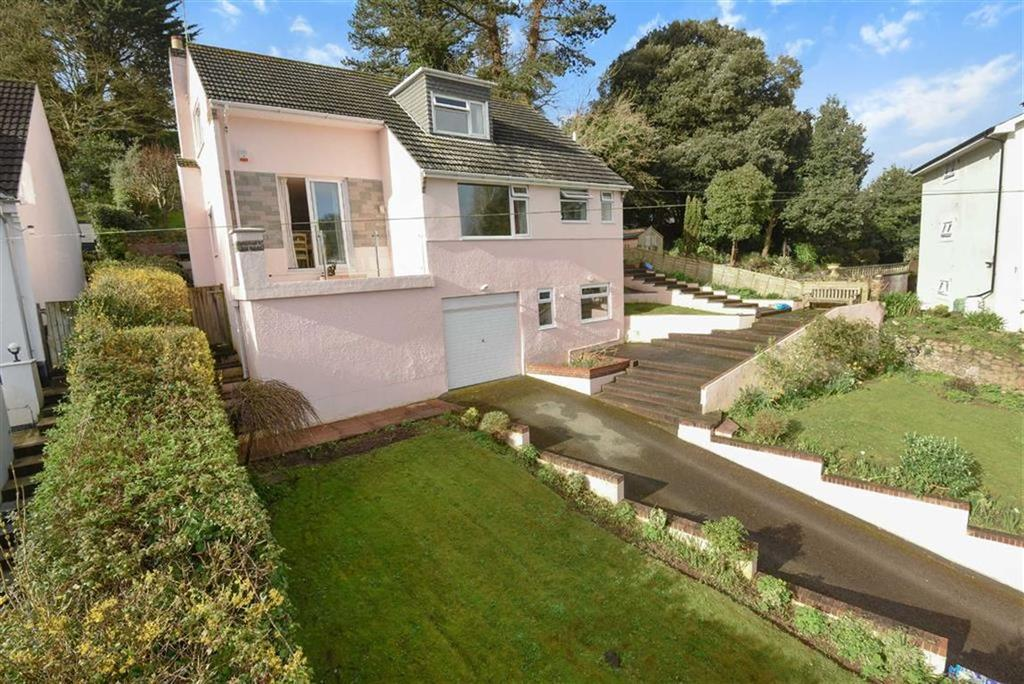 4 Bedrooms Detached House for sale in Kents Road, Torquay, TQ1