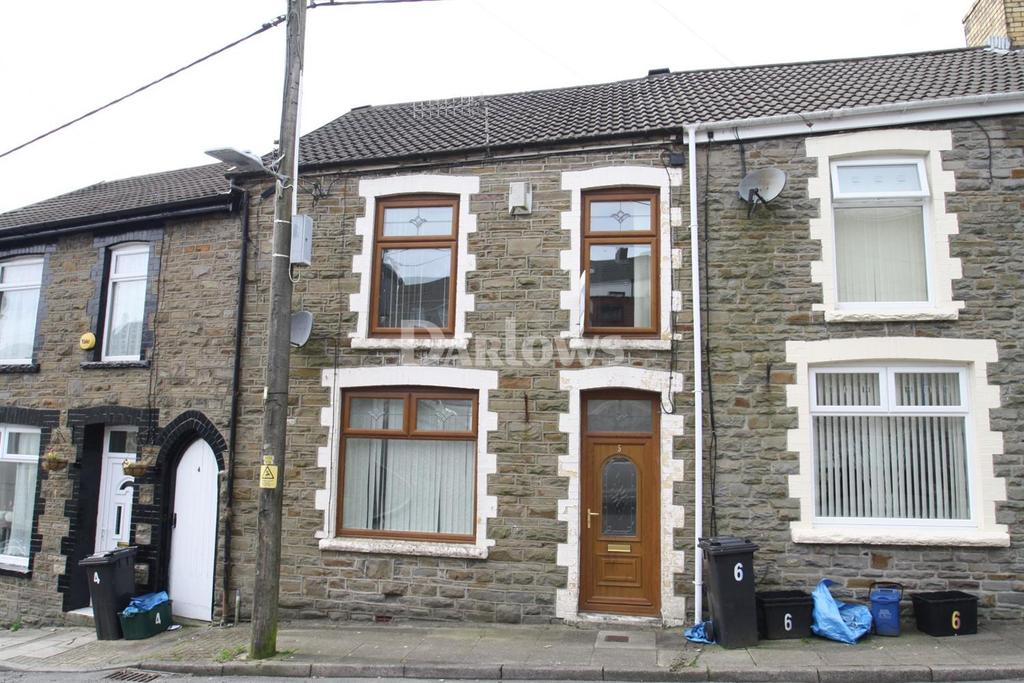 3 Bedrooms Terraced House for sale in Winifred Street, Merthyr Tydfil