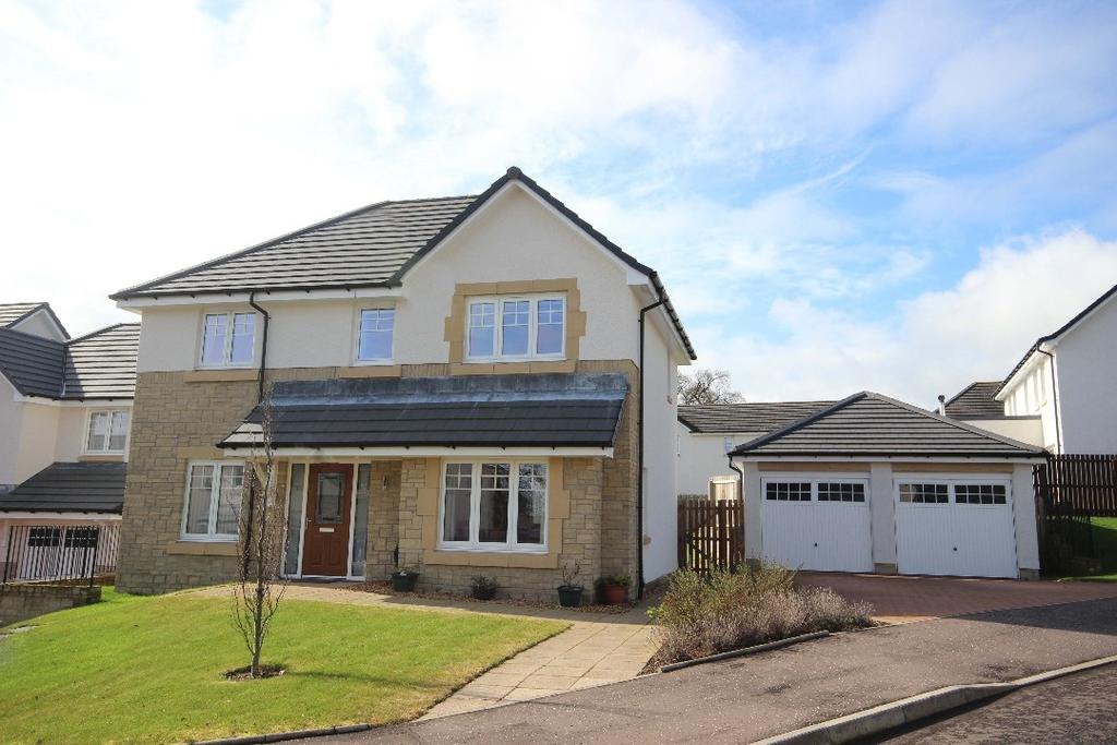 5 Bedrooms Detached House for sale in Millview close, Auchterarder, Perthshire, PH3 1FR