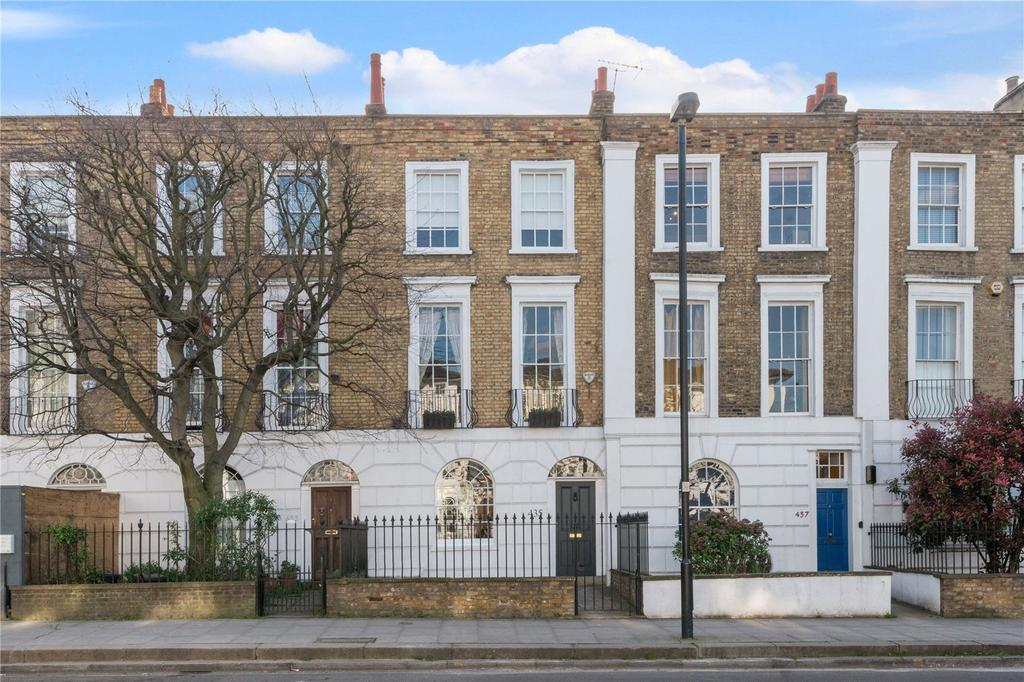 4 Bedrooms Terraced House for sale in Liverpool Road, Barnsbury, Islington, London