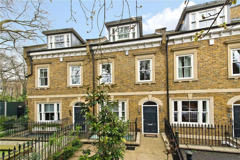 5 Bedrooms Terraced House for sale in Kingswood Court, Marchmont Road, Richmond, TW10