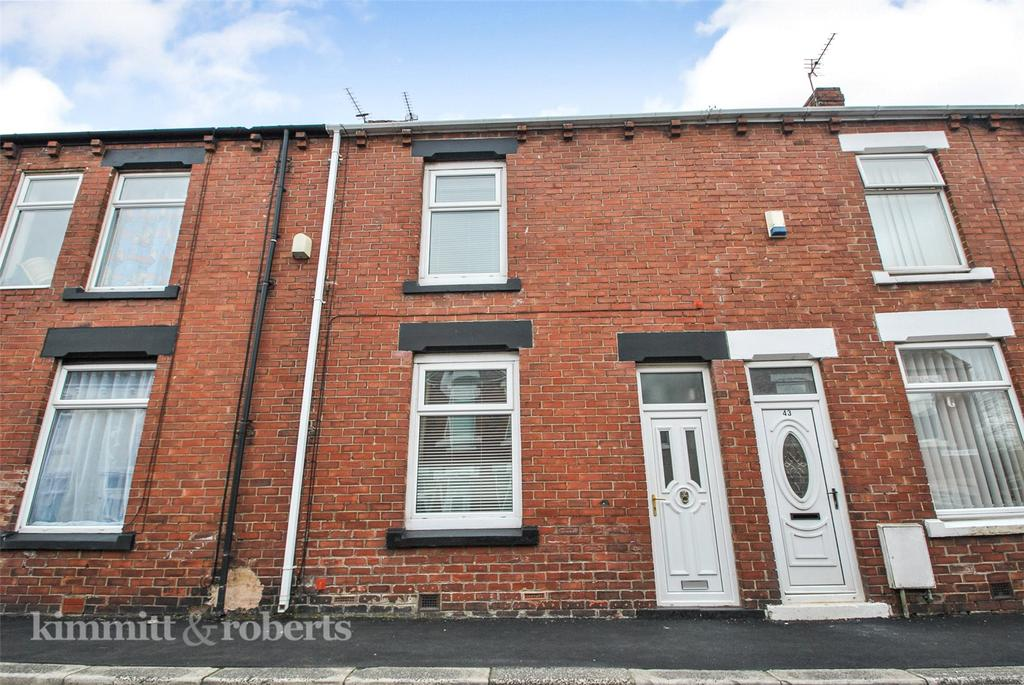 2 Bedrooms Terraced House for sale in Gertrude Street, Grasswell, Tyne and Wear, DH4