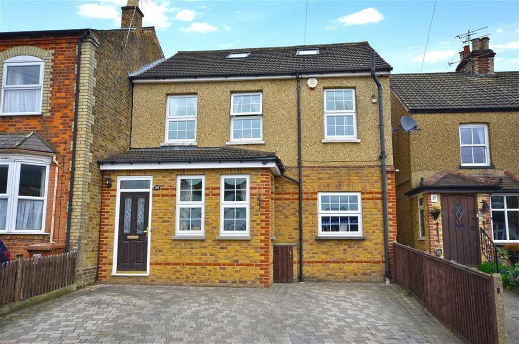 4 Bedrooms Detached House for sale in New Road, Croxley Green, Hertfordshire