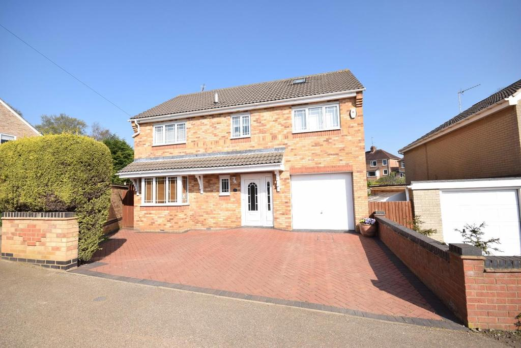 5 Bedrooms Detached House for sale in Dunkirk Avenue, Desborough