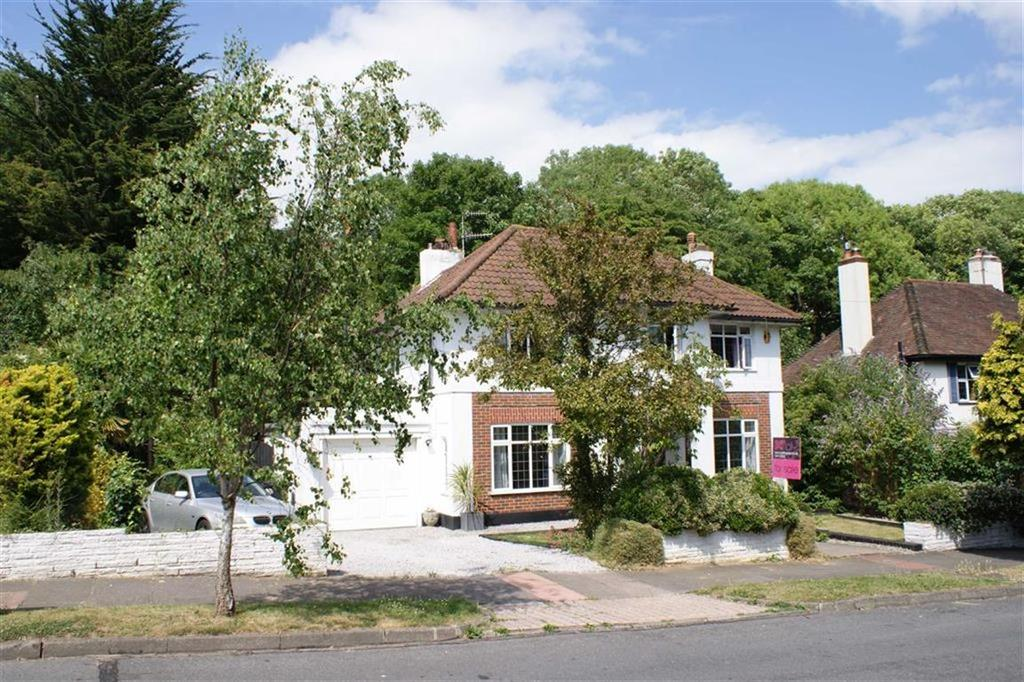 4 Bedrooms House for sale in Valley Drive, Withdean, Brighton, East Sussex