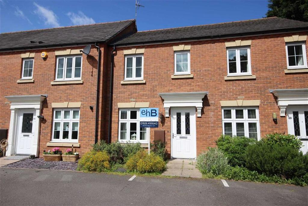 2 Bedrooms Terraced House for sale in Bremridge Close, Barford, Warwick, CV35