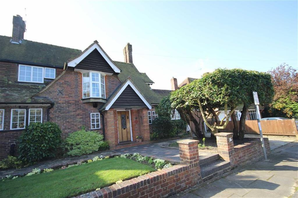 3 Bedrooms House for sale in Sunset View, High Barnet, Hertfordshire