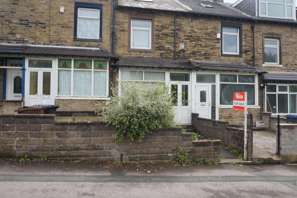 4 Bedrooms Terraced House for sale in Cliffe Road, Undercliffe, Bradford, BD3 0LZ