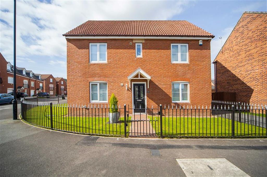 4 Bedrooms Detached House for sale in Brookfield, West Allotment, Tyne Wear, NE27