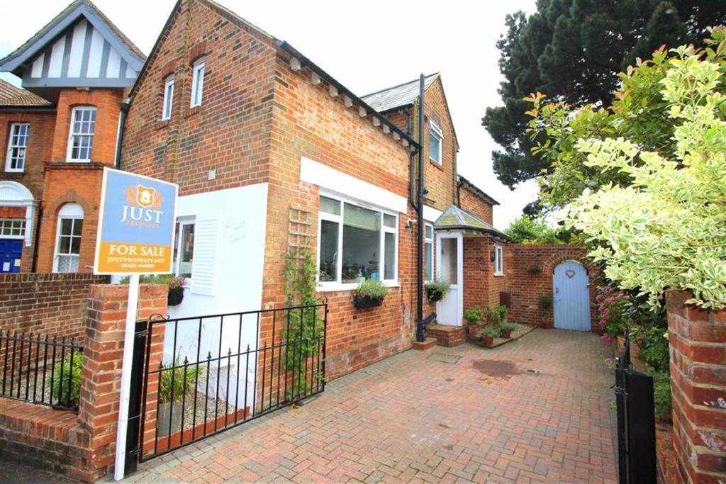 2 Bedrooms Detached House for sale in St Matthews Gardens, St Leonards On Sea