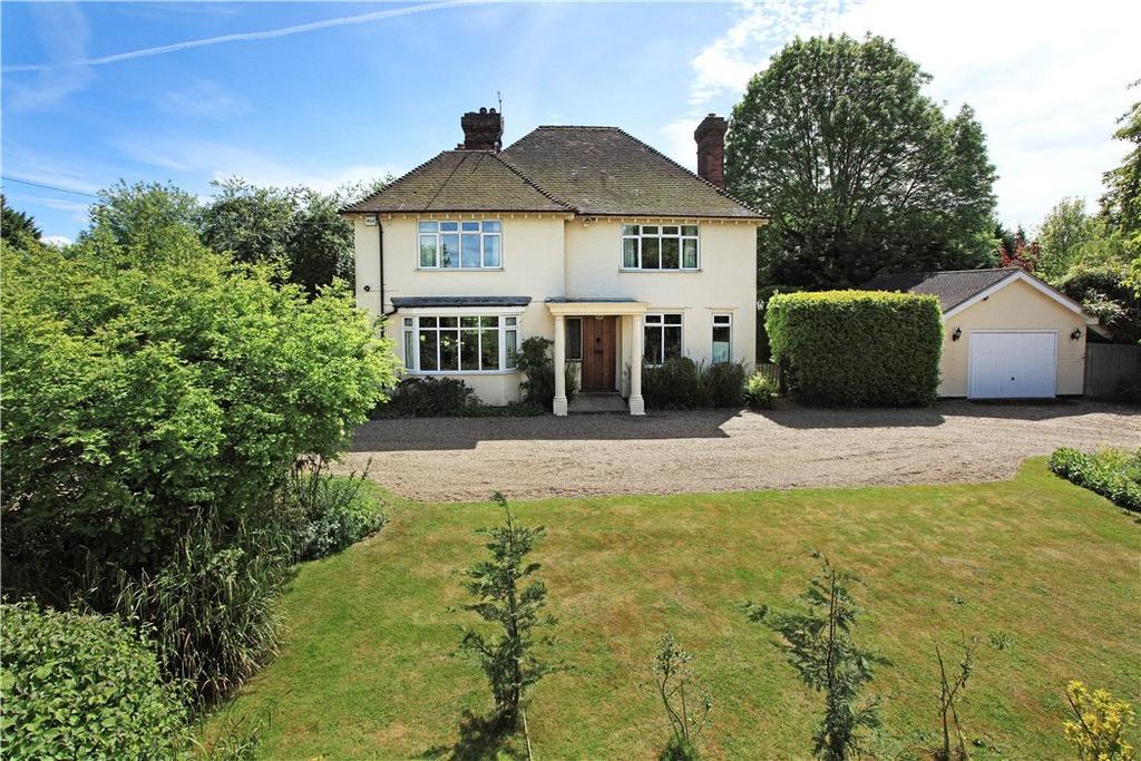 4 Bedrooms Detached House for sale in Queen Street, Paddock Wood, Tonbridge, Kent, TN12