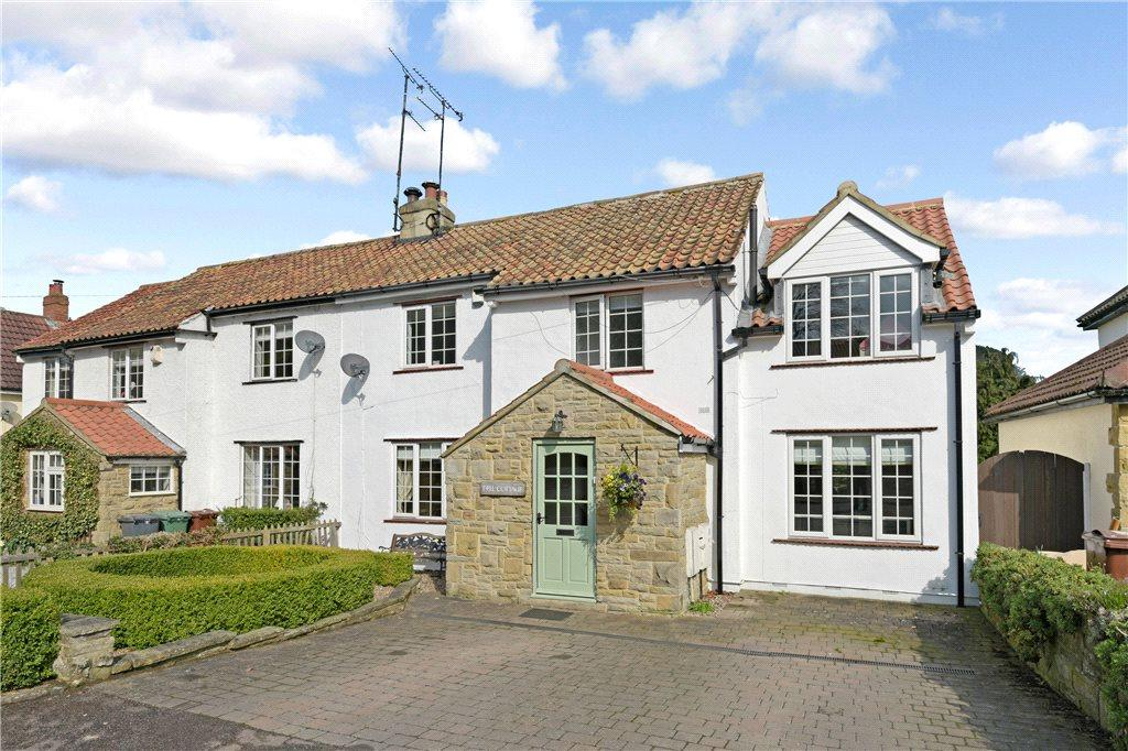 4 Bedrooms Semi Detached House for sale in Northgate Lane, Linton, Wetherby, West Yorkshire