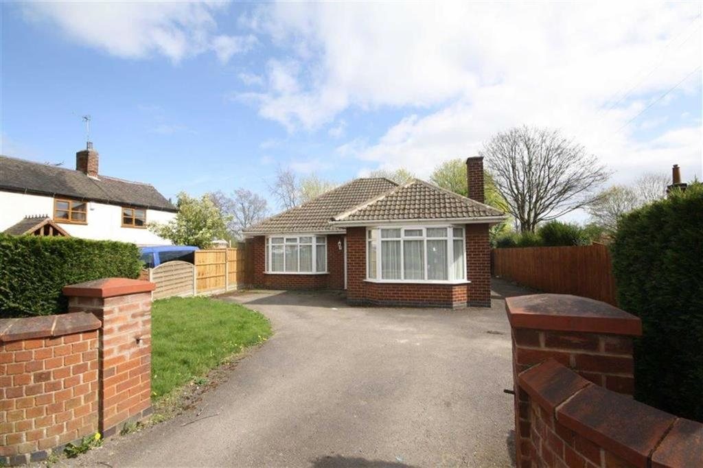 2 Bedrooms Detached Bungalow for sale in Church Road, Nuneaton