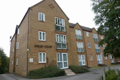 1 bedroom flat to rent - SHELLEY CRT - HILL LANE - FURN