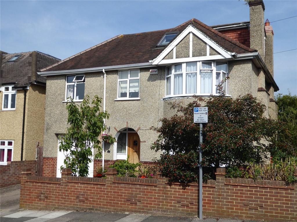 5 Bedrooms Detached House for sale in Ridgeway Road, Salisbury, Wiltshire, SP1