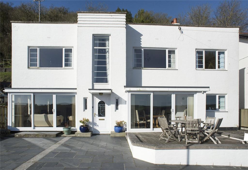 4 Bedrooms Detached House for sale in Above Town, Dartmouth, TQ6