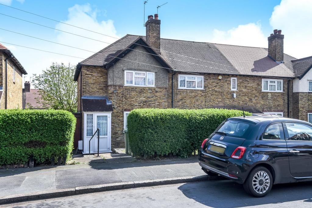 3 Bedrooms End Of Terrace House for sale in Sibthorpe Road, Lee