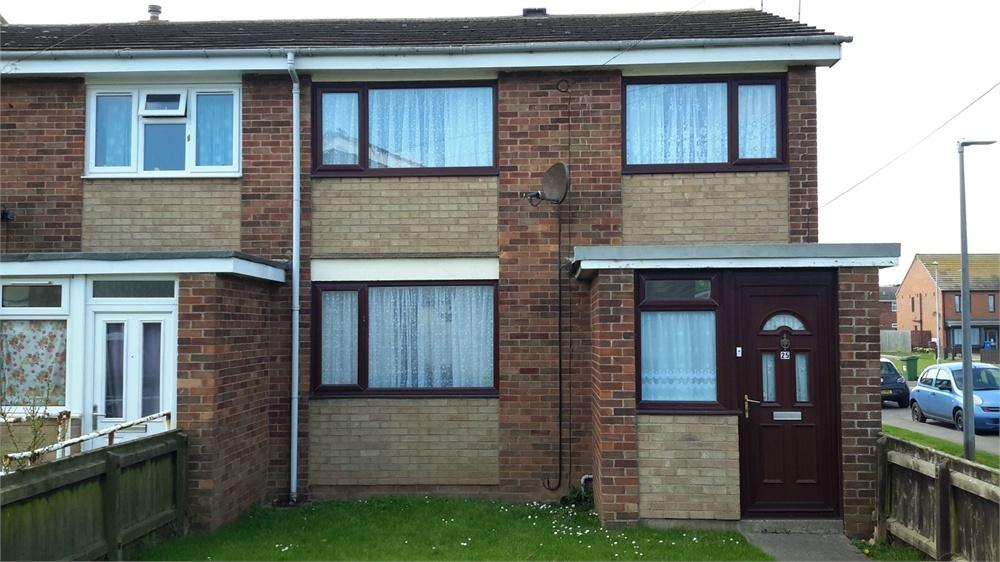 3 Bedrooms End Of Terrace House for sale in 25 Whitethorn Avenue, Withernsea, East Riding of Yorkshire
