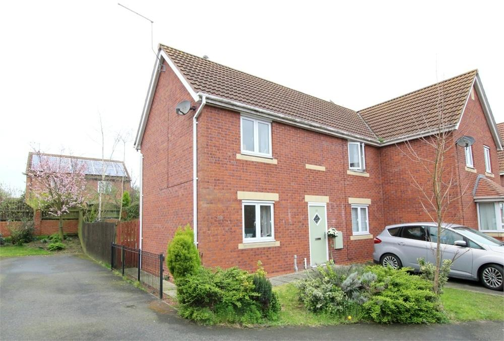 3 Bedrooms Semi Detached House for sale in Cooks Gardens, Keyingham, East Riding of Yorkshire