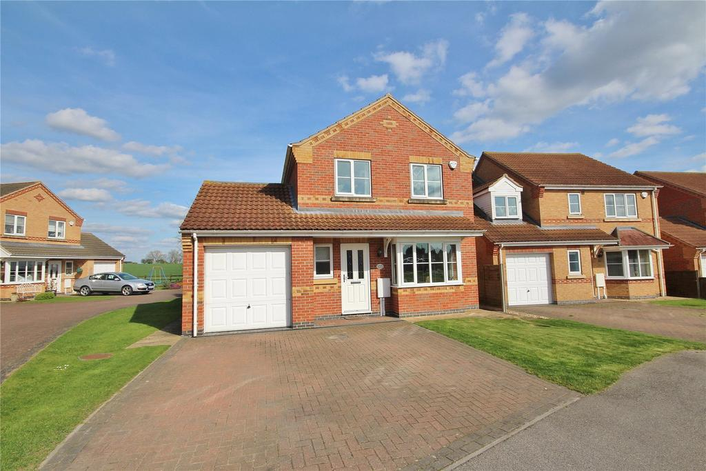 4 Bedrooms Detached House for sale in Lady Meers Road, Cherry Willingham, LN3