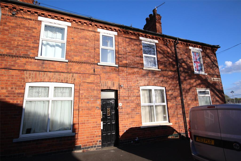3 Bedrooms Terraced House for sale in Spa Street, Lincoln, LN2