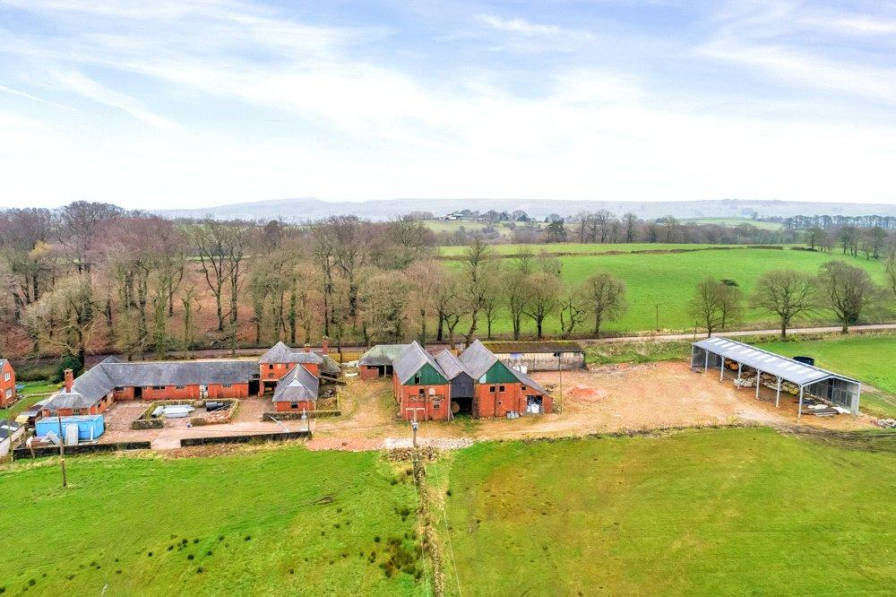 Barn Conversion Character Property for sale in Ipstones, Stoke-on-Trent, Staffordshire