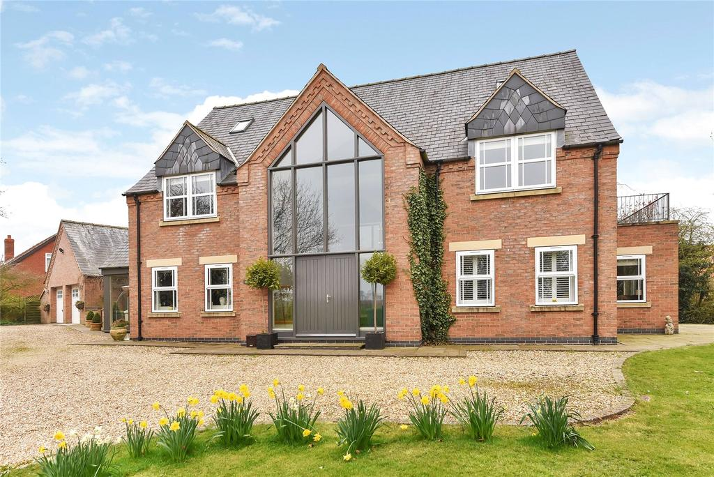 5 Bedrooms Detached House for sale in Eastgate, Scotton, Gainsborough, Lincolnshire