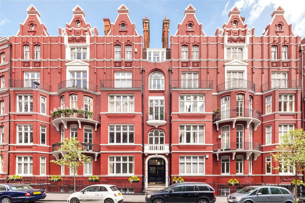 5 Bedrooms Flat for sale in Hyde Park Mansions, Cabbell Street, London