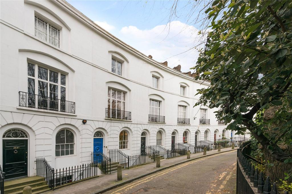 2 Bedrooms Flat for sale in Annette Crescent, Essex Road, Canonbury, London