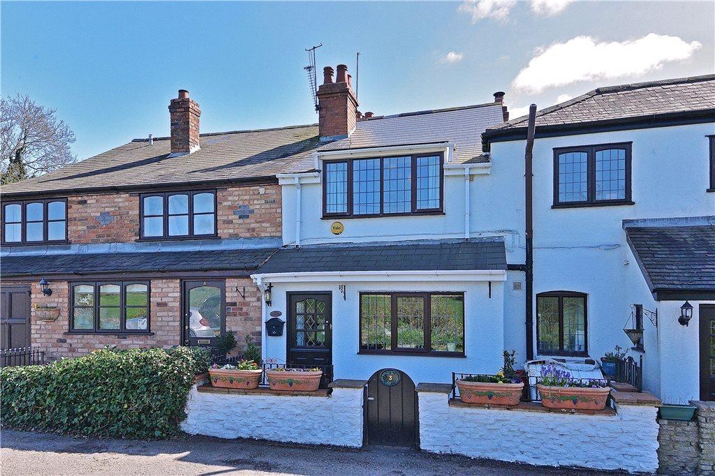 2 Bedrooms Terraced House for sale in Fiveways, Sugar Loaf Lane, Ismere, Kidderminster, DY10