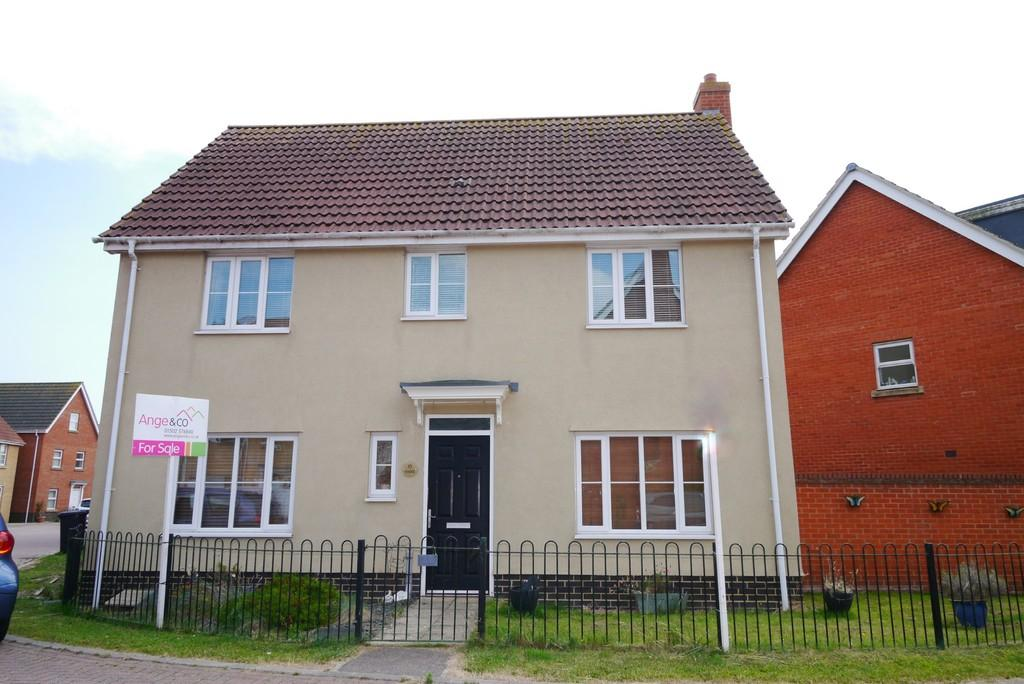4 Bedrooms Detached House for sale in Killick Crescent, Carlton Colville, Lowestoft