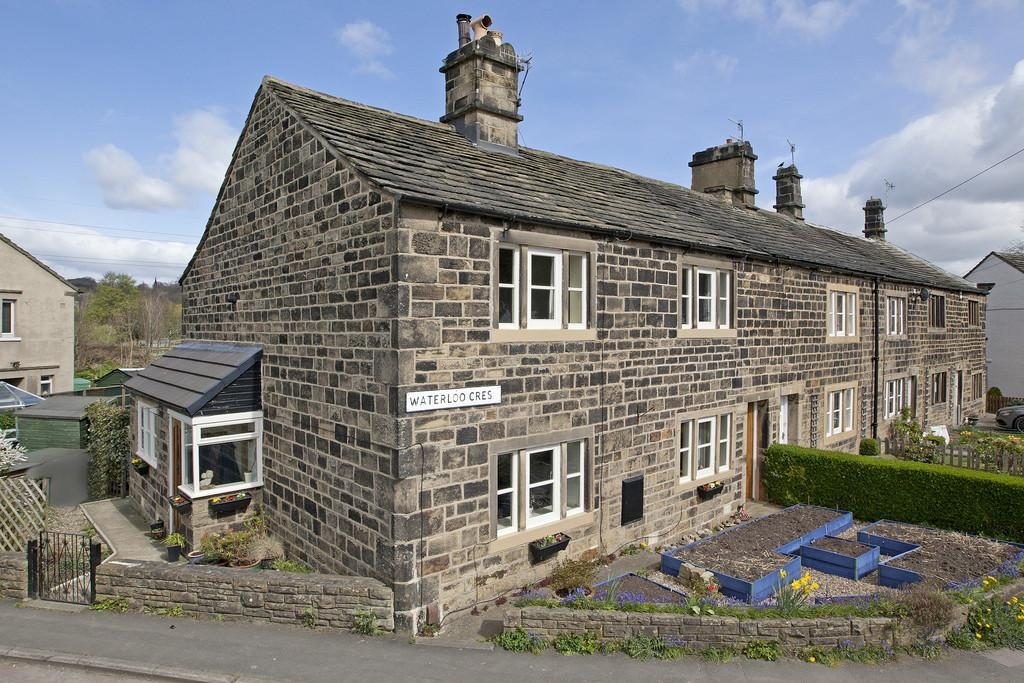 4 Bedrooms End Of Terrace House for sale in Parkin Lane, Apperley Bridge