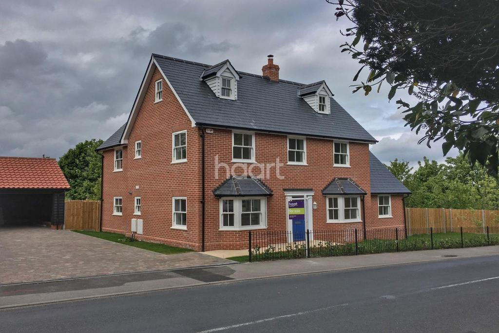 4 Bedrooms Detached House for sale in New Road, Mistley, Manningtree, Essex