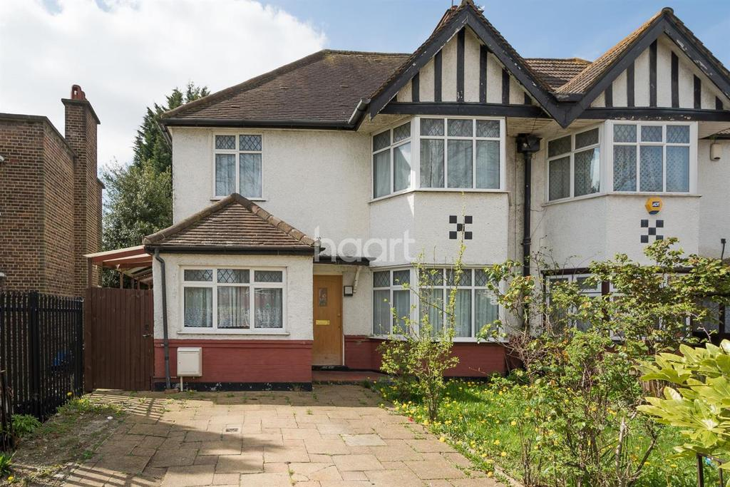 4 Bedrooms Semi Detached House for sale in Carlton Avenue East, Wembley Park