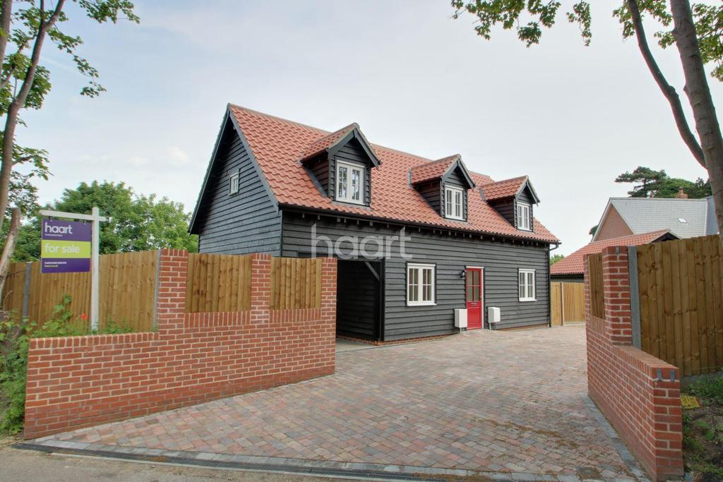 4 Bedrooms Detached House for sale in Oxford Road, Mistley, Manningtree, Essex