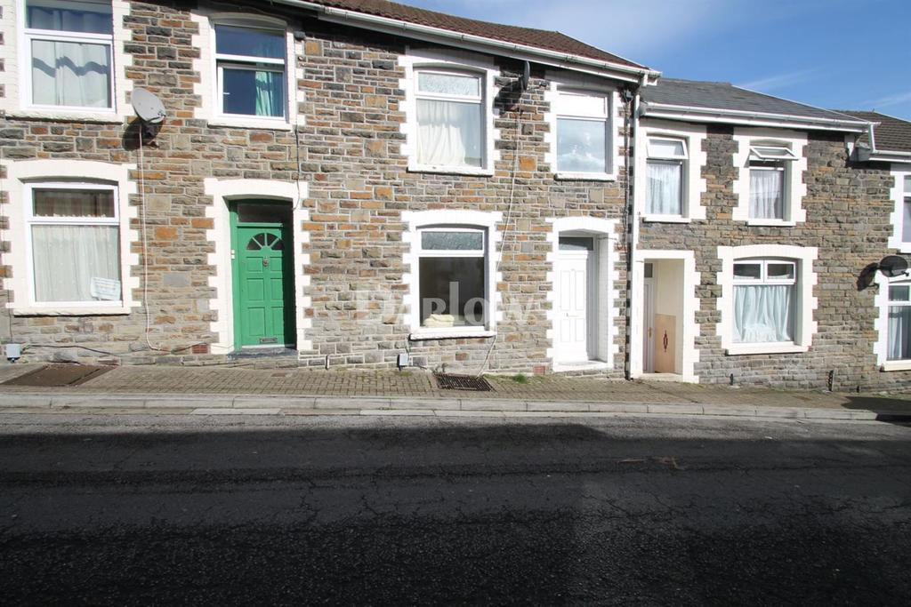 3 Bedrooms Terraced House for sale in Tower Street, Treforest