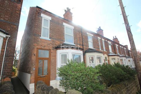 nelson road arnold nottingham 3 bed end of terrace house