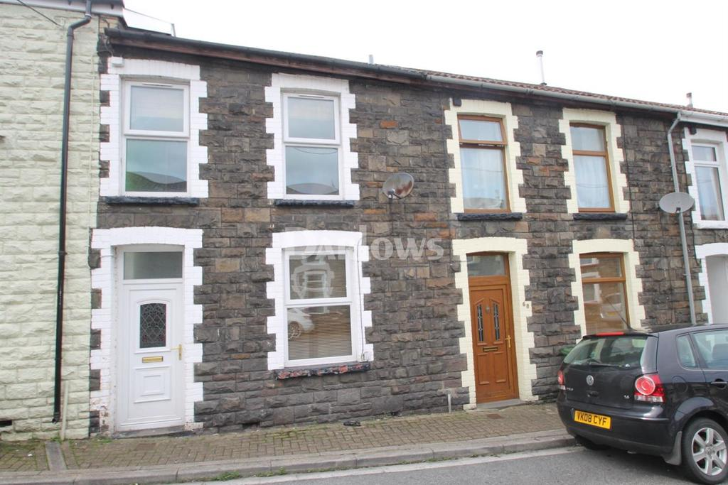 3 Bedrooms Terraced House for sale in William street, Cilfynydd
