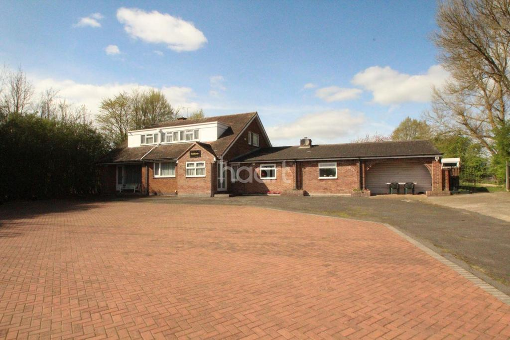 4 Bedrooms Detached House for sale in Loughborough Road, Rothley